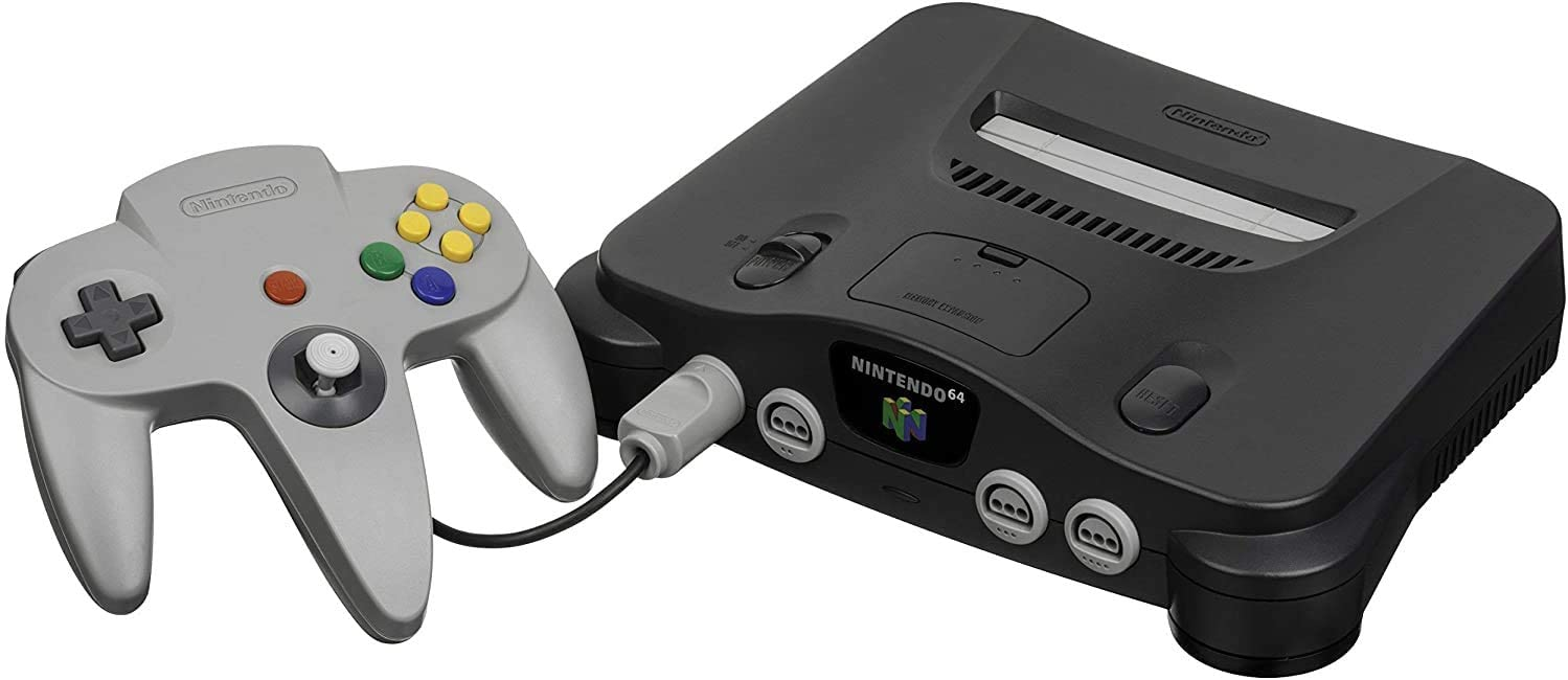 nintendo old console